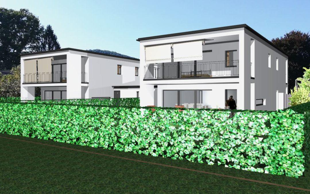 Caslano – 4 appartamenti nuova costruzione